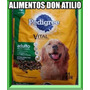 pedigree adulto carne pollo cereal