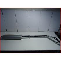 Silenciador Honda 70 Dax Oval Aluminio Ira - Beitia Motos
