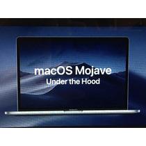 Instalacion Macos Mojave V10.14.3