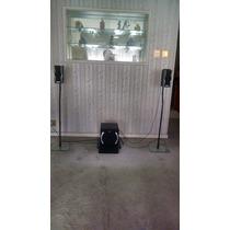 Parlantes Edifier X600 Con Pedestal Y Base Subwoofer