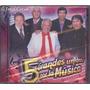 Varios Artistas - 5 Grandes Unidos Por La Musica (cd)