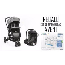 Coche Travel System Kiddy Compass Plus - Ultralivianos