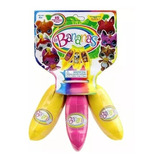 Bananas Pack 3 Figuras Sorpresa Accesorios Juguete Tv Orig.