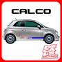 Calcomania Fiat 500