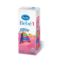 Sancor Bebé 1 - Brick 200 Ml X 30 Un.