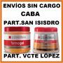 Termogel Lidherma + Celluporine Lidherma + Env. San Isidro