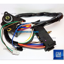 Contactor De Arranque Chevrolet S10 95 Al 2011 93364302