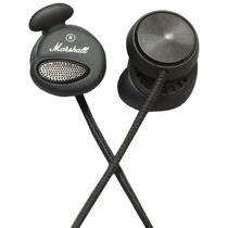 Marshall Minor Auriculares In-ear Pitch Black Pb