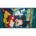 Alfombra Tapete Para Baño - Dormitorio Mickey Mouse Disney