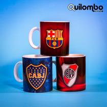 Tazas De Futbol Personalizadas En Belgrano Y Vicente López