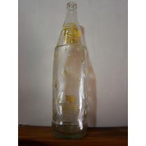 Botella Antigua Gaseosa Tab Super Familiar