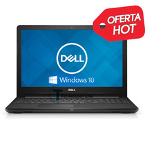 Notebook Dell Intel I3 15,6 Led + Win + 1tb + 6gb