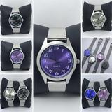 200846bddf94 Reloj Mujer Metalico Mejor Precio X5 Unidades Super Oferta !