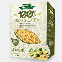 Amori sem Gluten - 200g Farfalle