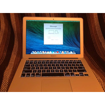 Macbook Air 13  I5 2014  4 Gb 128 Ssd Inmaculada
