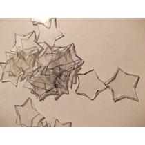 10u.estrella Vidrio Diam:10cm Souveni Lacas Vitrofusi Mandal