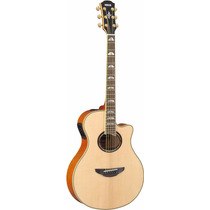 Guitarra Electroacustica Yamaha Apx-1000 Nt Caja Cerrada !!