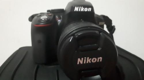 Oportunidad!!! Camara Nikon D5300