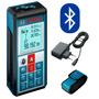 Medidor Laser Distancia Bosch Glm 100 Bluetooth Cinta Metric
