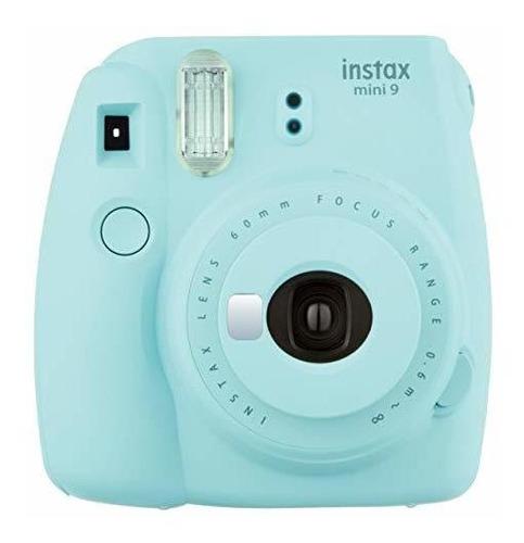 Camara Instantanea Fuji Instax Mini9 + Accesorios Y 20 Fotos