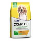 Alimento Vitalcan Complete Perro Adulto Raza Pequeña Carne 12kg