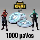 Fortnite 1000 Pavos V-bucks - Pc - Ps4