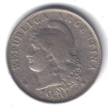 Argentina 20 Centavos 1930 Excelente+++