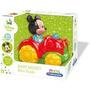 Juguete De Arrastre Tractor C/sonido Mickey Disney Original