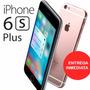 Apple Iphone 6s Plus 128gb 12 Cuotas Sin Interes T/ Tarjeta