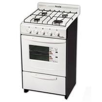 Cocina Escorial Candor Gas Natural C/ Valvula Seguridad