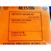 Kit De Reparacion De Carburador Japon Honda Xr 250