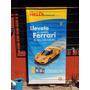 Banner Afiche Publicidad Antigua De Shell Ferrari Sin Usar