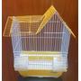 Jaula Para Pájaros Loros Etc Excelente Calidad Y Diseño