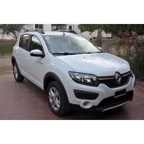 Renault Sandero Stepway Privillege Finan Desd Tasa 9,9% (rf)