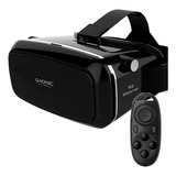 Kit Gafas De Realidad Virtual + Joystick Virtual Box Gadnic