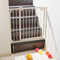 Puerta Seguridad Metalica Mascotas Escalera Niños Expandible