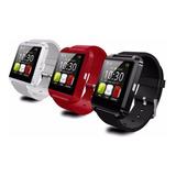Smartwatch U8 Reloj Inteligente Android + Vidrio Templado