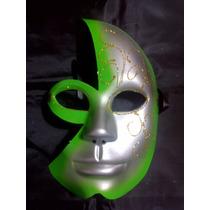 Antifaces Venecianos ¡¡combo Mascaras Para Hombres!!