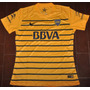 Camiseta Boca 2016 Suplente Amarilla Nike Match