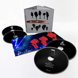 Depeche Mode Spirits In The Forest Blu-ray Doble + Cd Doble
