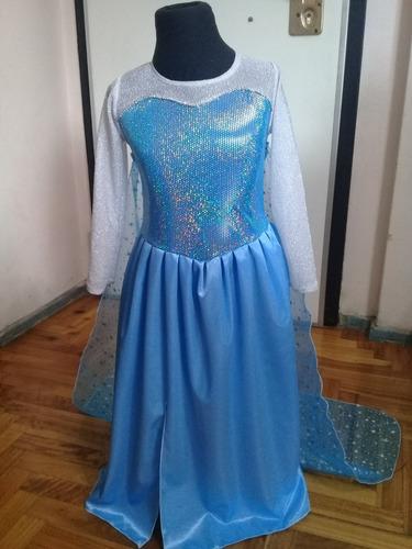 e0d8aa4c6 Disfraz Vestido Elsa - Frozen + Corona De Regalo en venta en Almagro  Capital Federal Capital Federal por sólo   800