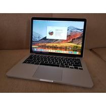 Macbook Pro 13  Retina Mid 2014 Ssd 128gb Con Funda Nueva