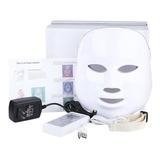 Mascara Led Tratamiento Facial 7 Colores Fototerapia 2019 Ya
