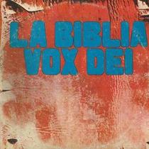 La Biblia - Vox Dei Lp Vinilo Doble Reedicion