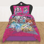 Cover Quilt Disney Monster High
