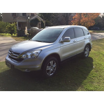 Vendo Cr-v Exl 2011 Exelente Estado La Mas Full