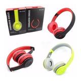 Auricular Bluetooth Inalambrico Radio Fm Micro Sd Mp3 Tm-019