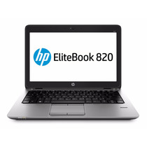 Notebook Hp Elitebook 820 G3 I5-6gen 13p 4g 500gb Win