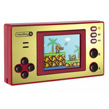 Consola Portatil Level Up Microboy S 153 Juegos 8 Bits 1,8pg
