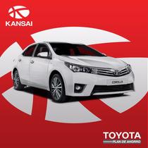 Plan Toyota - Corolla